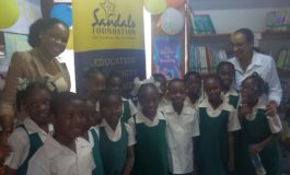 2400 More Books Injected into Saint Lucia Schools
