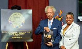 Eastern Caribbean Supreme Court brings Golden Anniversary Celebrations to an Official Close