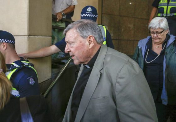 Cardinal's alleged sex victims testify in Australian court