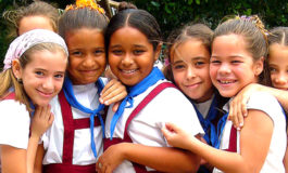 UNICEF  affirms Cuba is champion in children's rights