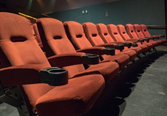 Man dies after trapping head in chair at UK cinema