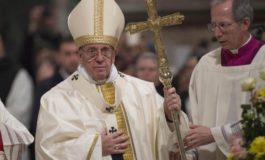 Pope Francis says it's 'abuse' to accessorize with the crucifix