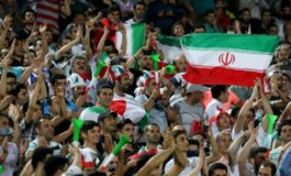 Iran detains 35 women for going to football match