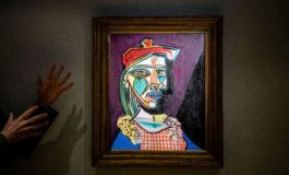 Picasso painting of muse and future lover fetches £50 million