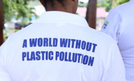 100 Volunteers Mobilized Against plastic pollution in Anse-La-Raye, St-Lucia