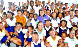 Flow Saint Lucia Marks Girls In ICT Day