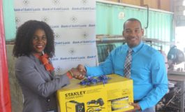 Bank of Saint Lucia Invests in Future Technicians