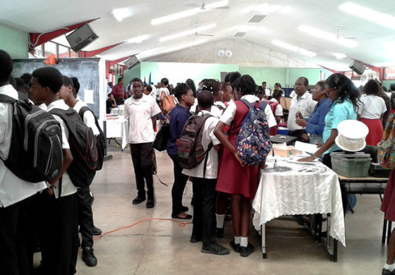 CIBC FirstCaribbean Helps Prepare Students for the World of Work