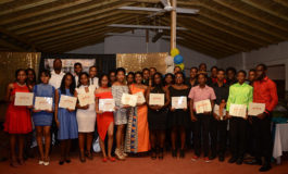 Choiseul Youth and Sports Awards