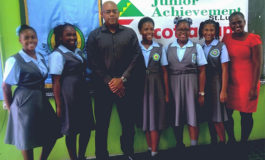 Entrepot Secondary School Wins Regional Competition