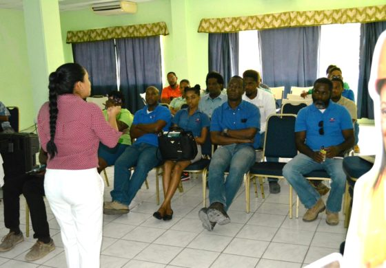 TCL Training Seminar Held in St Lucia