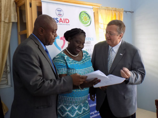 OECS-USAID funded boys training center reopens in St. Vincent and the Grenadines