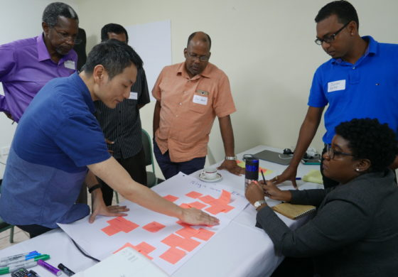 Working to Make Caribbean Fisheries Climate-Smart
