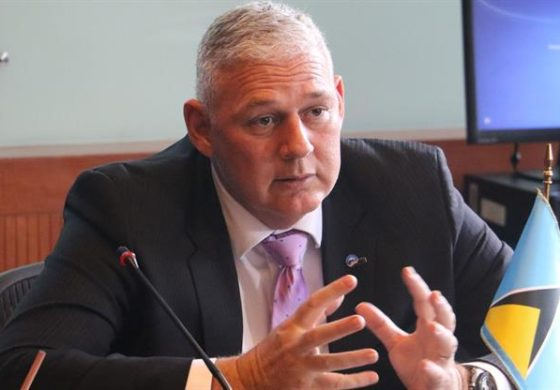 Chastanet issues climate change challenge