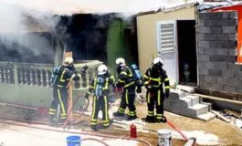 St. Maarten: Youngster's school project causes fire