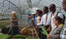 Caribbean Farmers and Agriculture Officers end visit to Japan