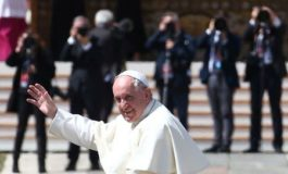 Fighting social injustice as important as fighting abortion: pope