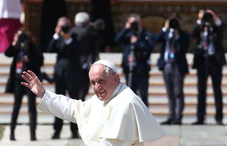 Pope shamed by Church's abuse failures