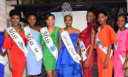2018 Carnival Queen Contestants Sashed!
