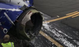 Southwest Airlines jet engine 'explosion' leaves one dead
