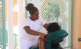 Blind and visually impaired Massage Therapist Spotlighted by SLBWA