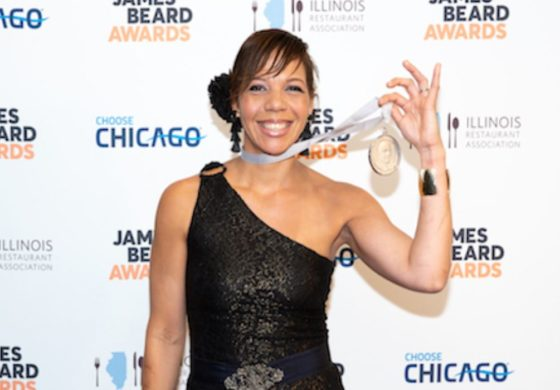 Government Congratulates Chef Nina on James Beard Award!