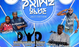 Prime Blue Jazz Edition At Shackaville