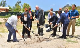 Works commence on 4th Sandals property