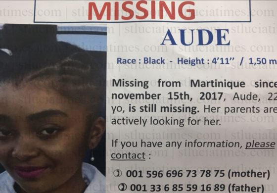 RSLPF ask for help in locating Martinique woman