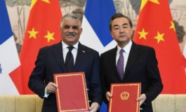 Dominican Republic breaks with Taiwan to establish ties with China
