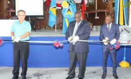 Island-Wide Network Project officially launched