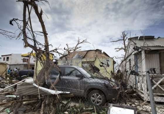 Hurricanes threaten Caribbean countries recovering from 2017 storms