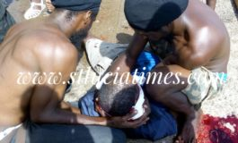 Vieux Fort fisherman killed in fight over fish