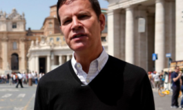 Pope 'says it is ok to be gay' says abuse victim