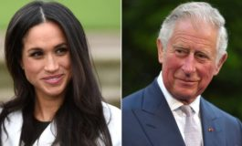 Prince Charles to walk Meghan down aisle