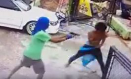 T&T: Mom who took bullet for son would do it again!