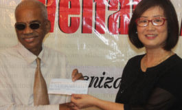 Fund launched to provide overseas training for blind
