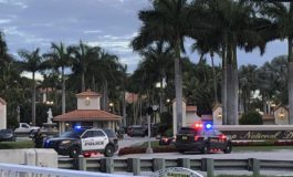 Man arrested after firing shots at Trump golf club