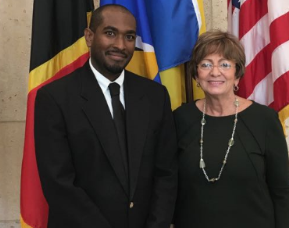 St. Lucian Journalist Participates in U.S. Government-Sponsored Leadership Program