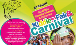 Fisheries Changing the climate of Kiddies Carnival