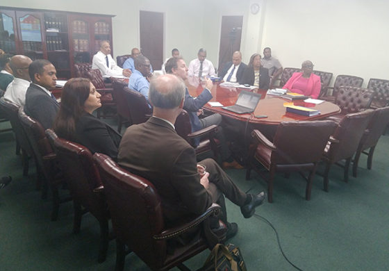 Cabinet welcomes Geothermal Project briefing