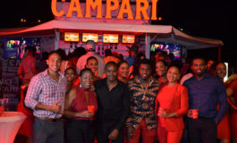 Campari Impresses with Pop-up Mixer on the Avenue