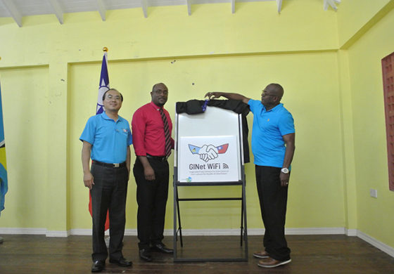 GINet Free WIFI Service Launched in Dennery North