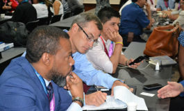 CDEMA's Participation in the 6th Regional Platform for Disaster Risk Reduction 2018, Cartagena, Columbia