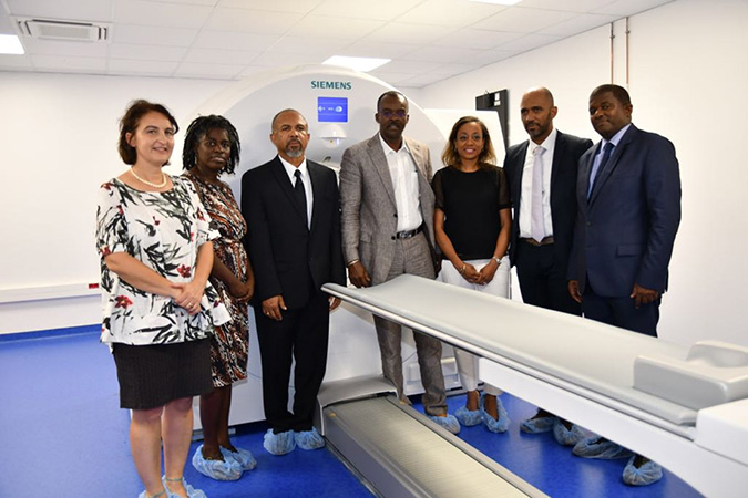Nuclear Technology being used to treat diseases in the Caribbean