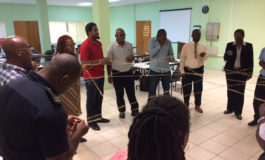 USAID Surge Capacity Training in St. Lucia and St. Kitts and Nevis