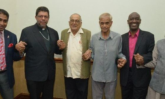 T&T: Religious leaders unite against gay marriage