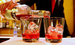 Saint Lucia Celebrates Cocktails for Campari Week 2018