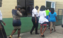 Three sisters among five women on bail for Castries brawl