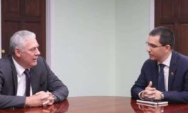 Venezuela and Saint Lucia to expand cooperation